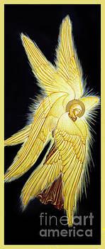 Seraphim Angel by Ann Chapin