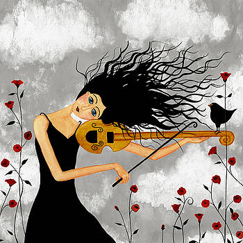 Serenade by Debi Hubbs