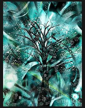 Rising Expression by Yul Olaivar