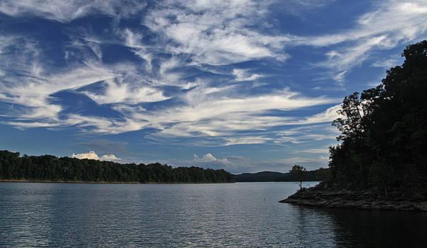 Serene Skies by Gary Kaylor