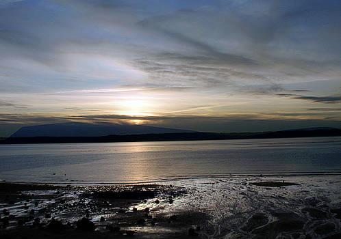 Serene Sunset by Jaeda DeWalt