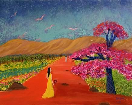 Serenety by Deyanira Harris