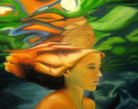 Serenity by Adrian Villegas