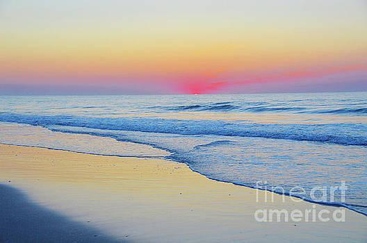 Robyn King - Serenity Beach Sunrise