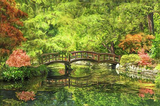 Serenity Bridge by Ramona Murdock