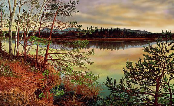 Serenity by Hans Neuhart