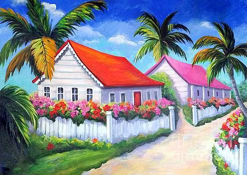 Serenity in Paradise by Rosie Sherman