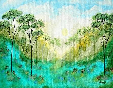 Serenity by Itaya Lightbourne