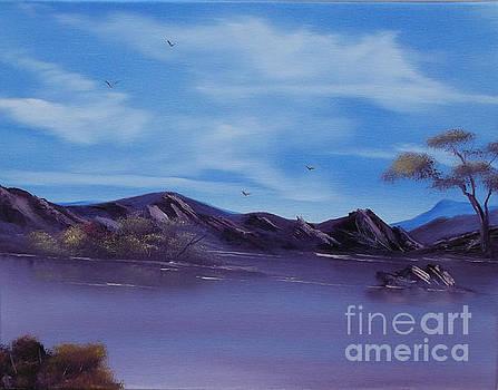 Serenity Lake by Cynthia Adams