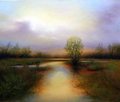 Serenity by Loretta Fasan