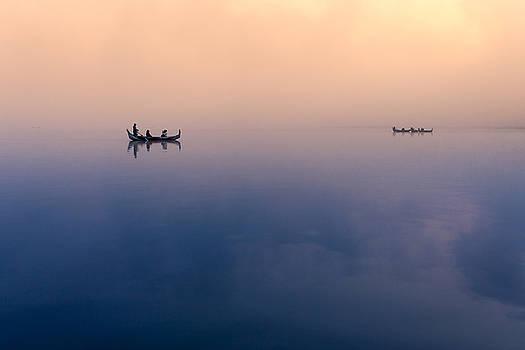 Serenity by Marji Lang