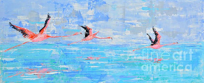 Serenity by Paola Correa de Albury