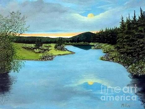 Serenity by Peggy Miller