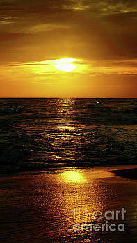 Serenity Sunset by Paul Wilford