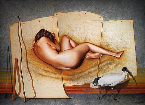 Serenity Uncovered by Horacio Cardozo