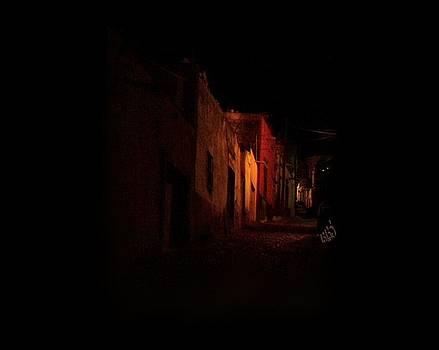 Sereno Street by Kathy Simandl