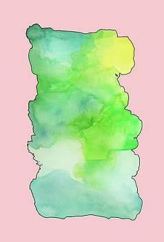 Series Pink 001 by Cortney Herron