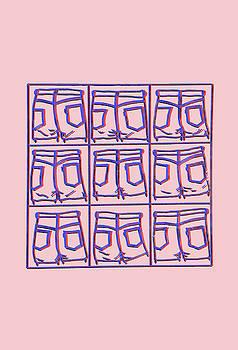 Series Pink 10 by Cortney Herron