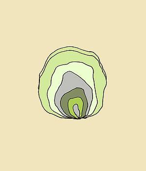 Series Yellow 006 by Cortney Herron