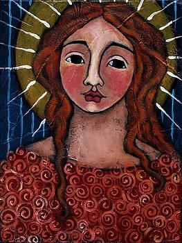Serious Angel by Julie-ann Bowden