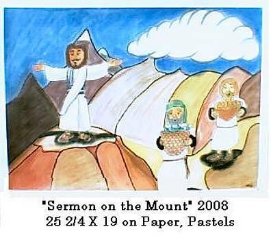 Sermon On The Mount by Michael Jenkins