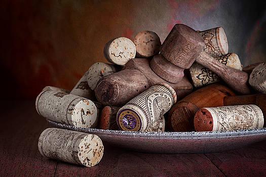 Tom Mc Nemar - Served - Wine Taps and Corks