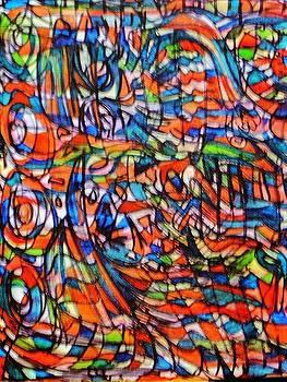 Sesame Street by Gayland Morris