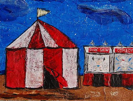 Set My Circus Down by Kerri Ertman
