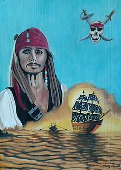 Set Sail to that Horizon by Elaine Haakenson