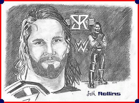 Seth Rollins by Chris  DelVecchio