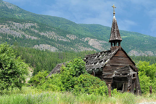 Rod Wiens - Seton Portage Church 2