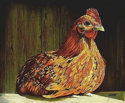 Setting Hen by Sheryl Gallant