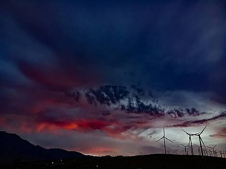 Setting Sky by Chris Tarpening