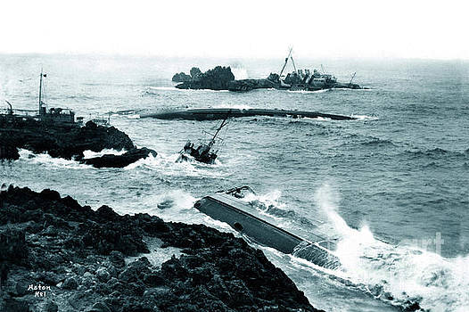 California Views Mr Pat Hathaway Archives - seven destroyers Honda Point disaster September 8, 1923