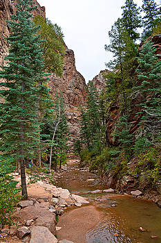 Robert Meyers-Lussier - Seven Falls Pastoral Study 13