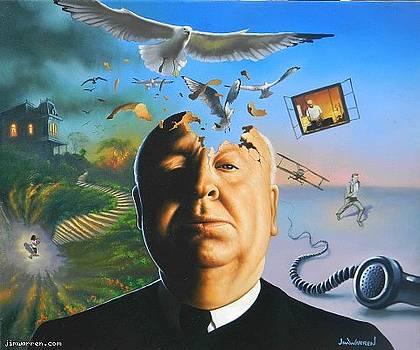 Seven Hitchcock Classics by Jim Warren