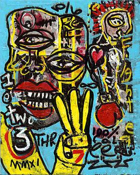 Seven Left by Robert Wolverton Jr