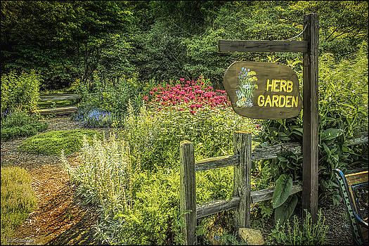 LeeAnn McLaneGoetz McLaneGoetzStudioLLCcom - Seven Ponds Nature Center Herb  Garden