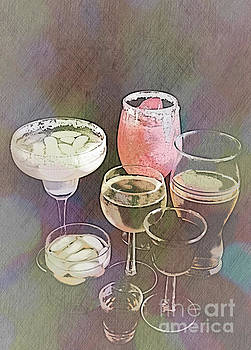 Seven Types of Drinks by Sherry Hallemeier