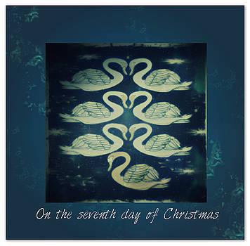 Seventh Day of Christmas by Sherry Flaker