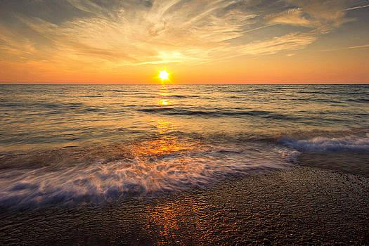 Seventy Mile Sunset by Jackie Novak