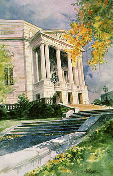 Severance Hall by Maryann Boysen