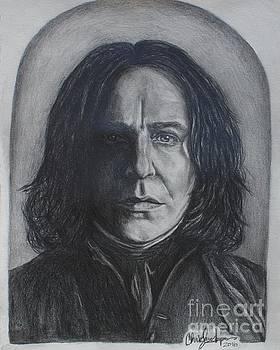 Severus Snape by Christine Jepsen