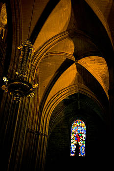 Jonathan Hansen - Sevilla Cathedral Interior