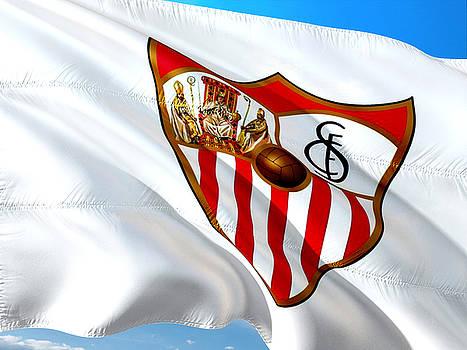 Valdecy RL - Sevilla FC Flag