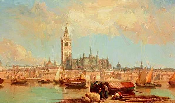 Webb James - Seville Spain 1871
