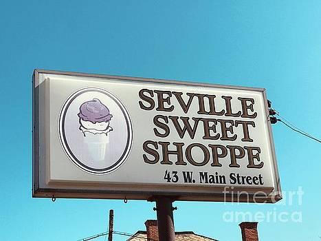 Seville Sweet Shoppe by Michael Krek