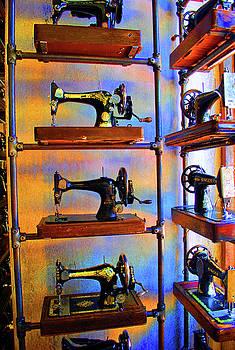 Jost Houk - Sewing Machine Retirement