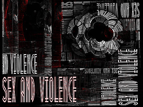 Sex and violence by Jane Spaulding