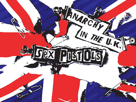 Sex Pistols No.02 by Caio Caldas